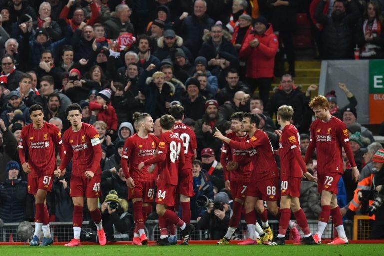 厄普森:如果利物浦足总杯被淘汰,对足总杯会是一件好事