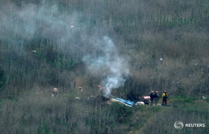 官方调查结果:科比所乘直升机坠毁前没有出现引擎故障