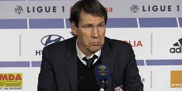 里昂主帅:踢巴黎是欧冠级别比赛,他们明显是获胜热门