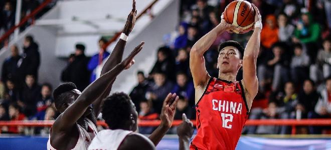 曲虹霖、崔永熙入选2020年篮球无疆界训练营名单