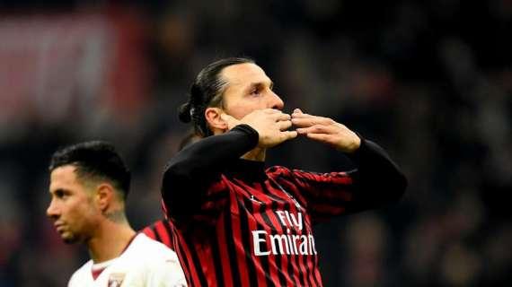 热那亚中场:伊布是米兰的附加值,米兰会赢德比