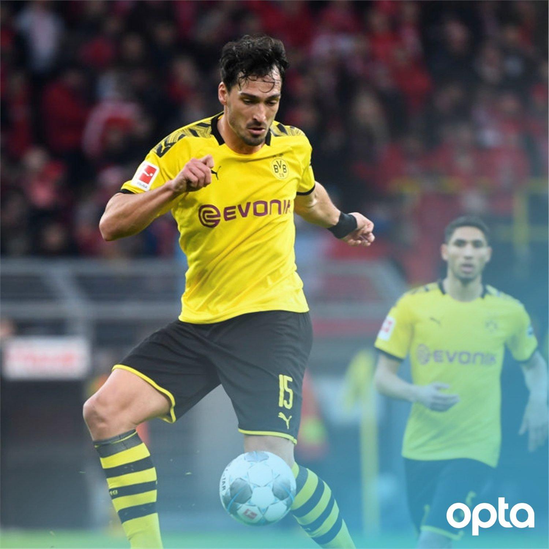 倒车入库!胡梅尔斯是德甲唯一一个近12赛季都有进球球员