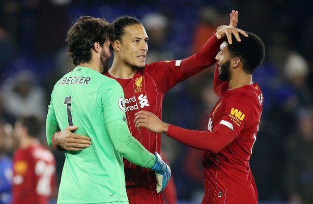 蒂特:梅西进球后,阿利松在赛后批评了乔-戈麦斯