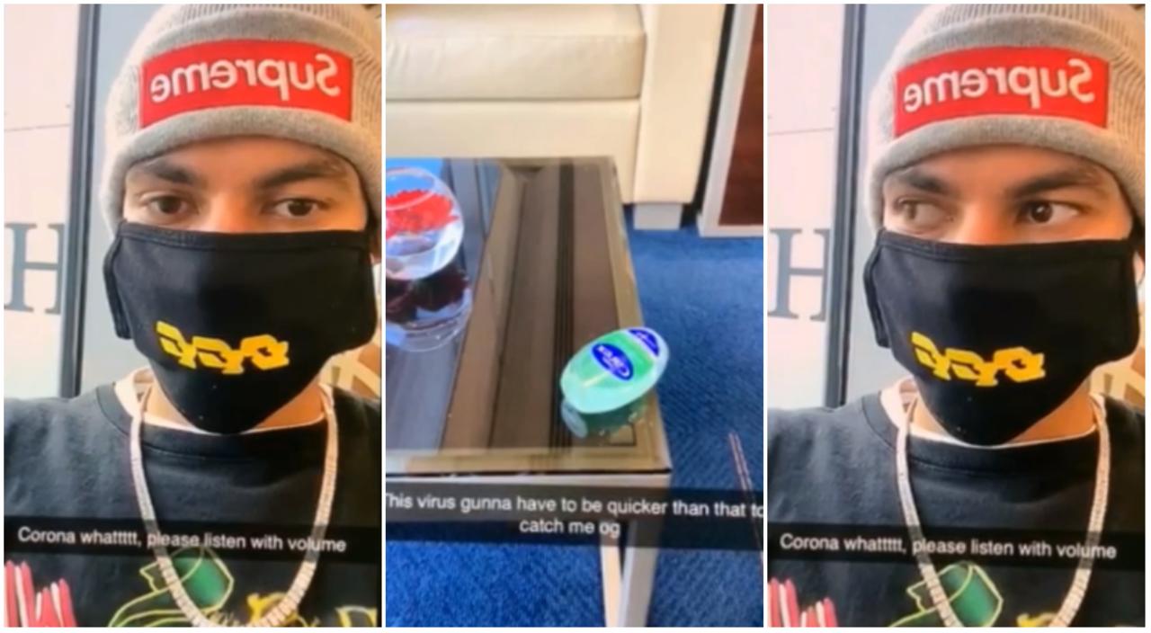 阿里在社媒发布嘲讽新型冠状病毒的视频,随后删除道歉