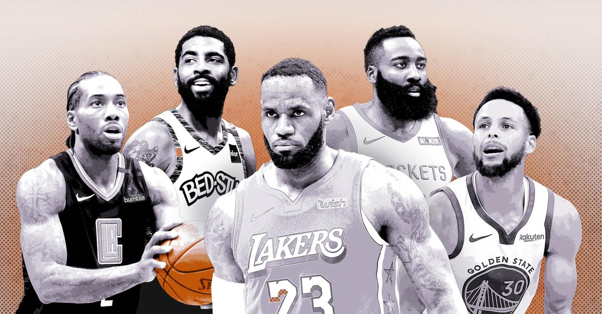 福布斯公布NBA各球队市值排名:尼克斯湖人勇士分列前三