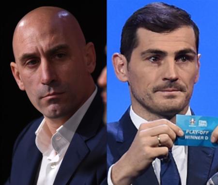 巴萨支持现任足协主席,与卡西利亚斯竞争连任资格