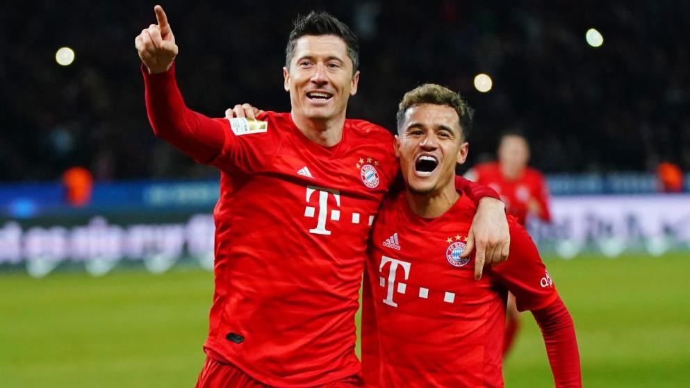 图片报:新世俱杯2021年在中国举行,拜仁有望参加