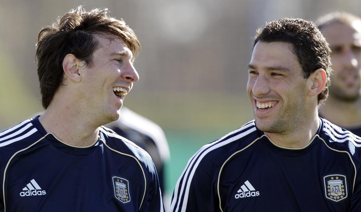 马克西:会建议梅西回纽维尔老男孩,西蒙尼能执教国家队