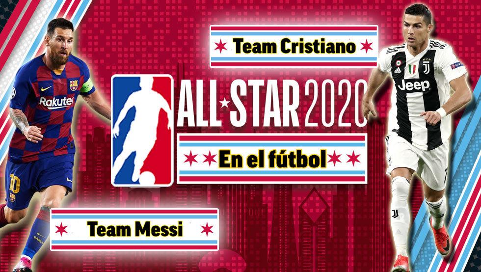 马卡:国际足联可以参考NBA,来组织一项足球全明星赛事