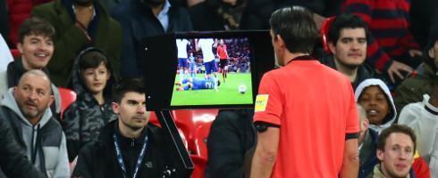 意大利足协:对于引进VAR挑战规则持开放态度