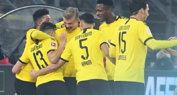 22场63球,多特蒙德追平德甲进球纪录