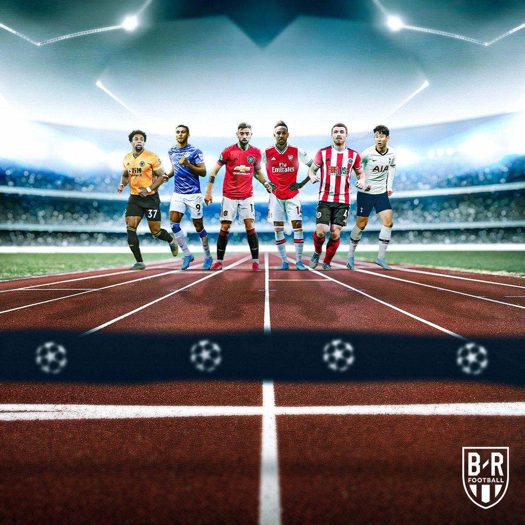 B/R海报:曼城脱欧,曼联、阿森纳等队看到了欧冠希望