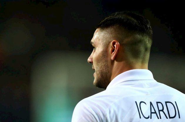 意媒:伊卡尔迪进球荒,可能是为了加盟尤文的策略