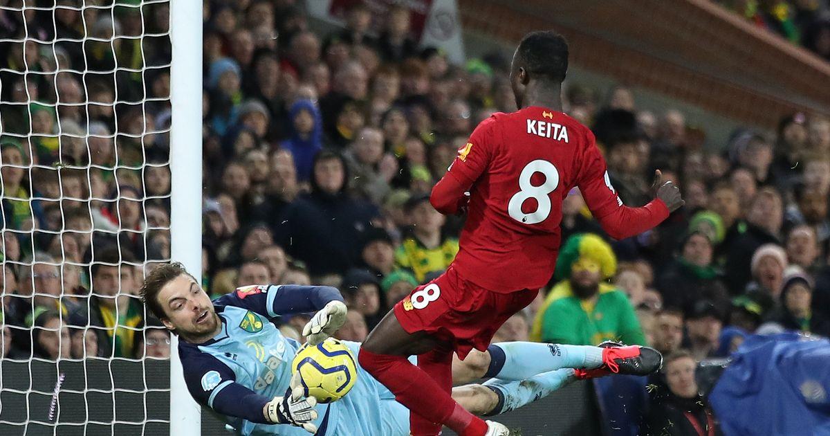 锦鲤原来是他?凯塔出场踢英超,利物浦从没输过