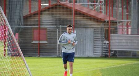 聚勒:我相信这个赛季我能够重回球场资助拜仁