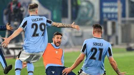 意甲近10轮积分榜:拉齐奥26分排名榜首,米兰18分第4