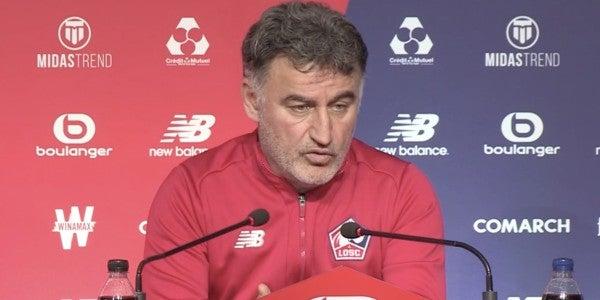 里尔主帅:巴黎球员的家人侮辱主教练,我认为这很严重