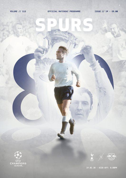祝福!热刺和英格兰顶级联赛历史射手王格雷夫斯迎80大寿
