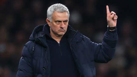 穆帅执教生涯首次主场负于德甲球队,此前8战5胜3平