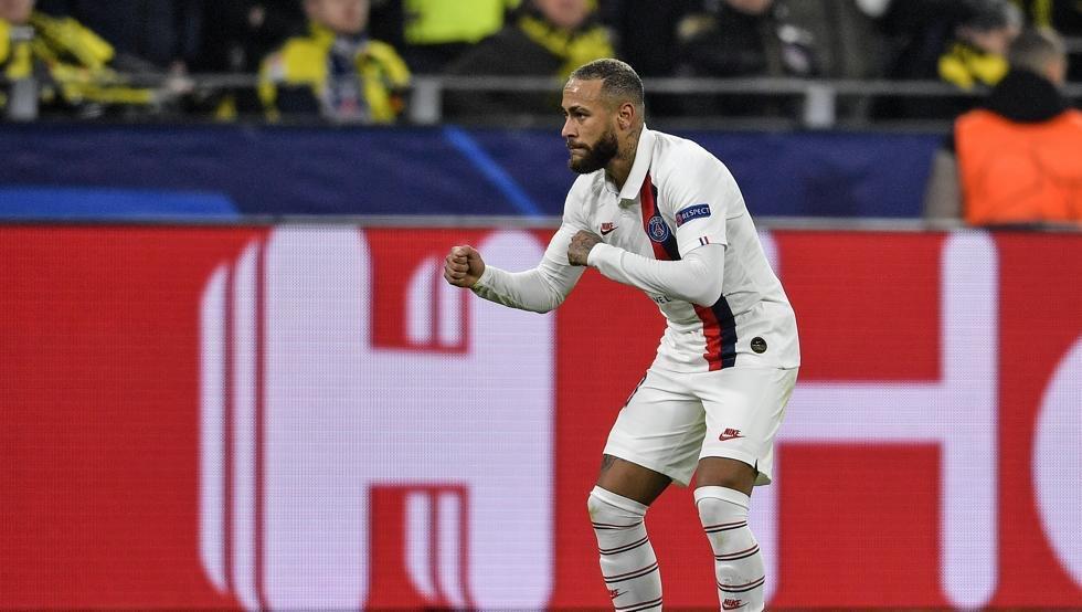 队报:内马尔目前只专注巴黎,他希望能夺得欧冠冠军