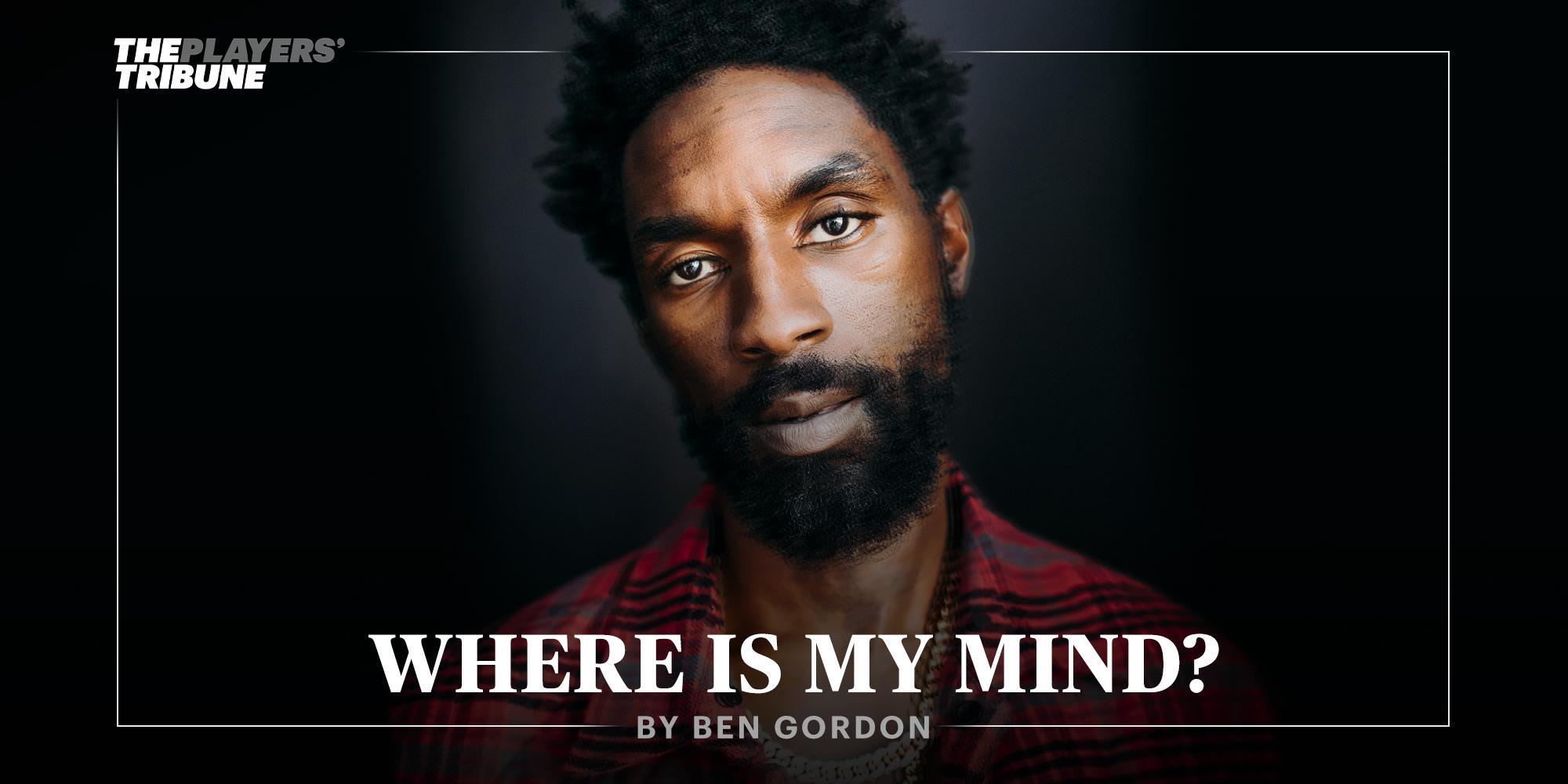 前NBA球员本-戈登亲笔自述:我曾一度执着于自杀