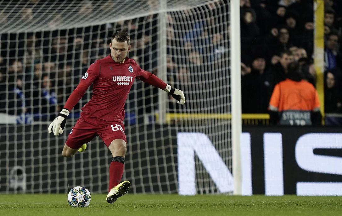 本赛季共两位门将对阵曼联完成助攻:米尼奥莱和阿利松