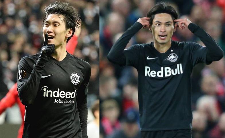 人才济济!日本球员不息两赛季在欧联杯上演帽子戏法