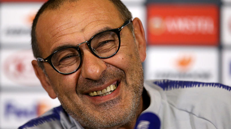 里昂主席:萨里是最佳教练之一,与瓜帅渣叔同一水准