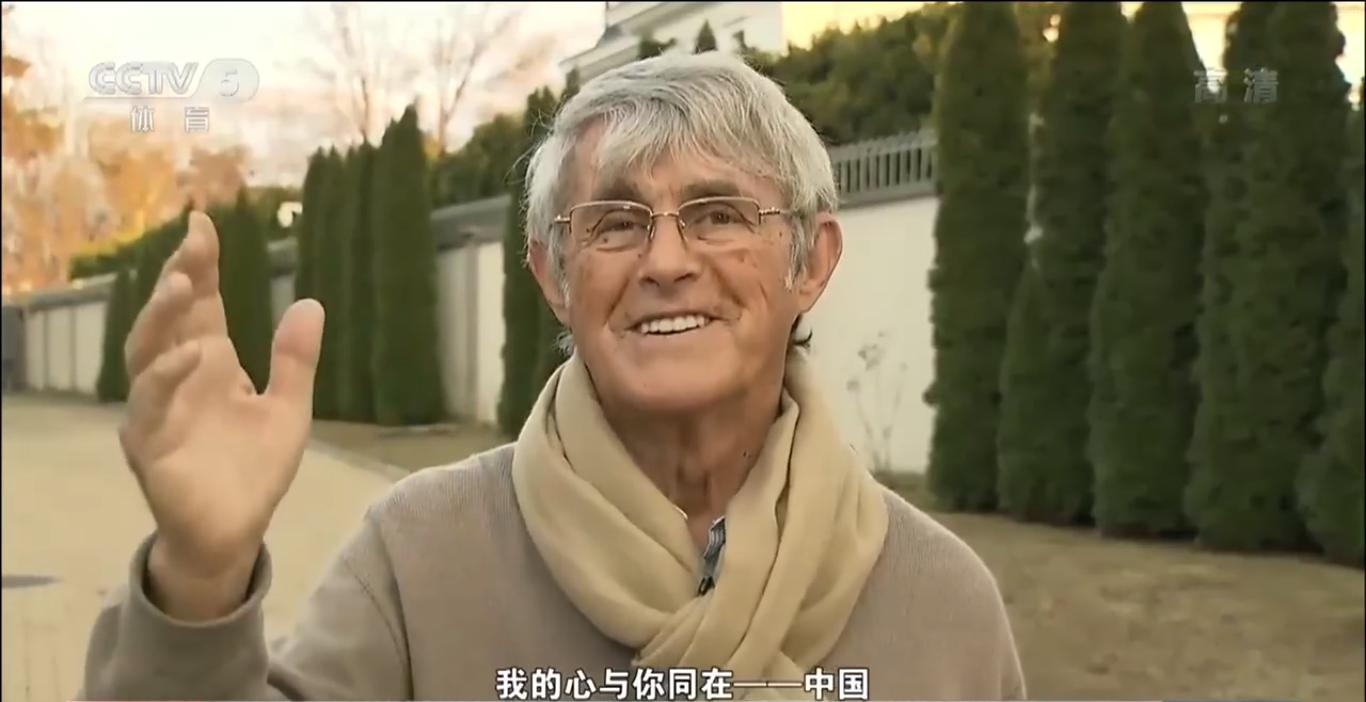 米卢:李铁是出色的教练,中国的疫情牵动我心