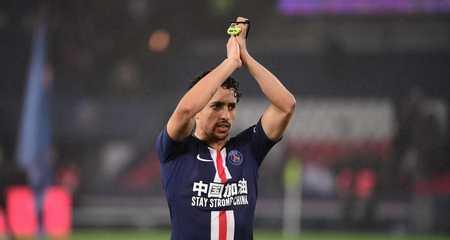 马尔基尼奥斯:巴黎进攻很是强,但我们也丢了太多球