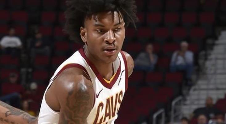 小凯文-波特成为詹姆斯后首位单场30分8篮板的骑士新秀