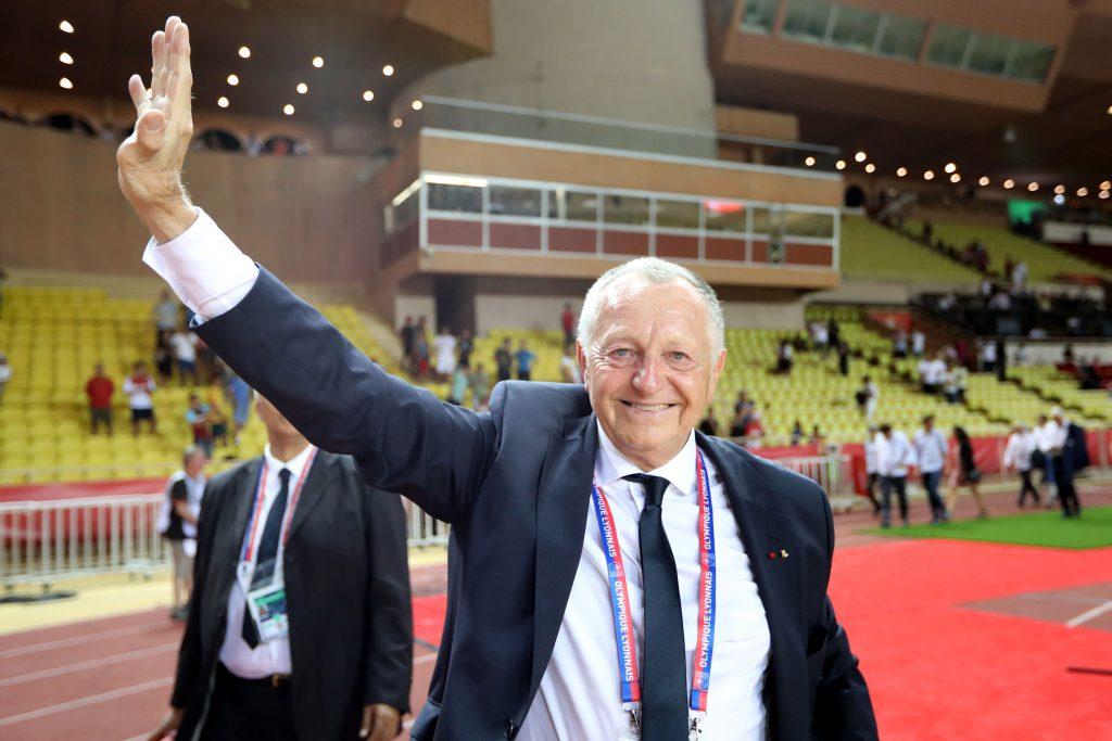 里昂主席:不限制尤文球迷,比起病毒,更担心尤文的发挥