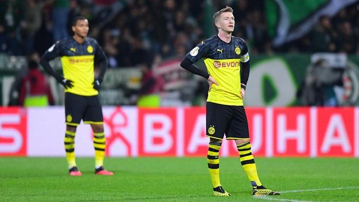 """德媒:复出时间还没定,罗伊斯可能错过德国国家队比赛"""""""