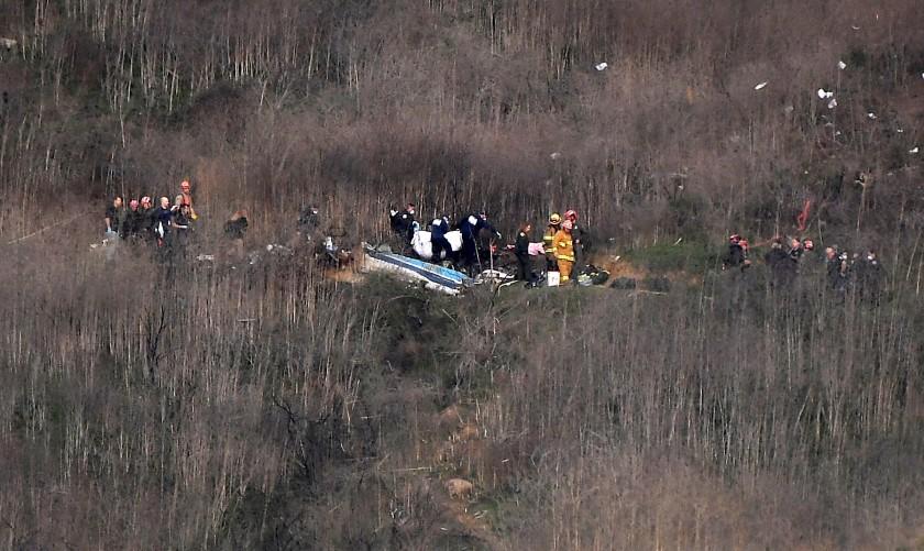 当地警局的警员可能泄露了科比坠机事故的现场照片