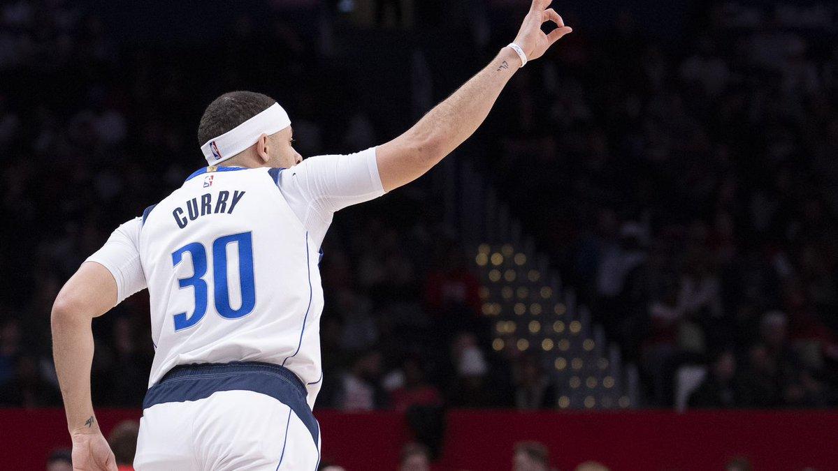 塞思-库里二月份三分球命中率高达59.1%,NBA历史第一