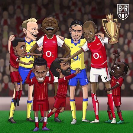 阿森纳成2020年英超唯一不败球队,战绩3胜4平