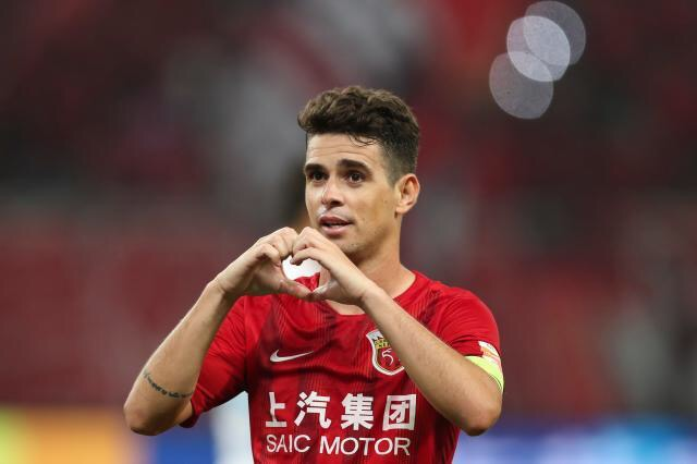 老东家主帅打趣:若奥斯卡回归,从巴西游到中国接他
