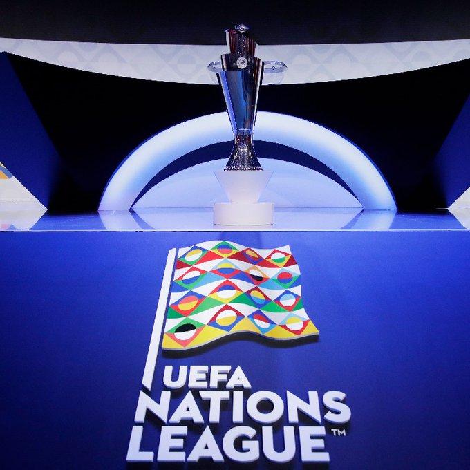 欧国联抽签对阵揭晓:英格兰比利时同组,葡萄牙抽中法国