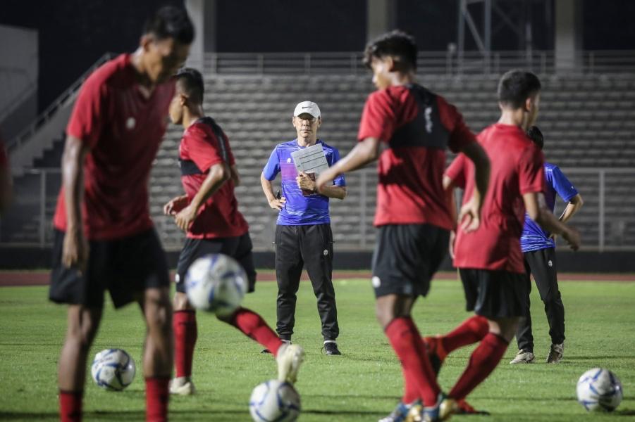 印尼足协官方:剩余三场40强赛推迟至10-11月进行