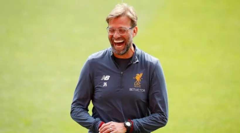 克洛普上任后利物浦市值快速增长,目前已超10亿英镑