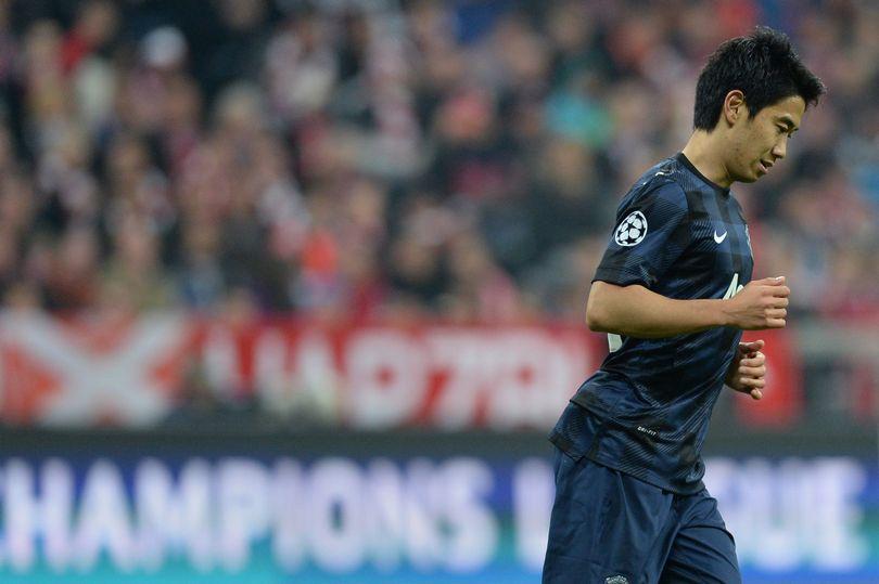 香川:范加尔说我不会得到很多机会,是时候离开曼联了