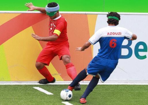 伊朗弃权,泰国盲人足球队将代替其参加东京残奥会