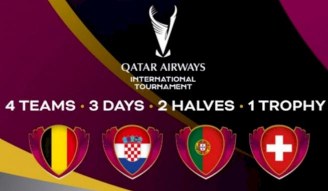 克葡比瑞等四欧洲劲旅原计划月底在多哈进行的四国赛取消
