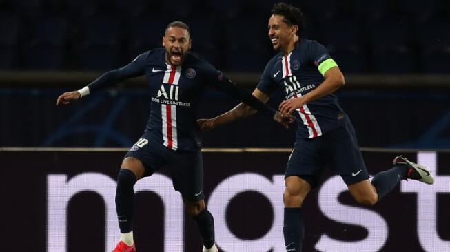 欧冠:内马尔贝尔纳特建功,巴黎2-0总比分3-2多特晋级