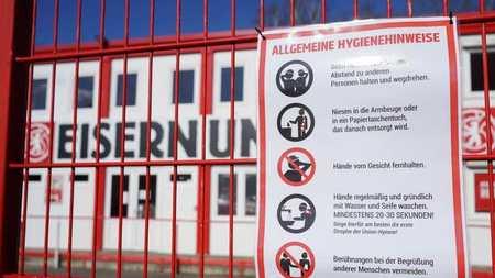 德甲停赛至4月2日?柏林政府要求至少暂停到4月19日