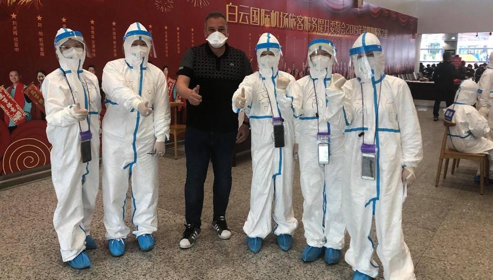恒大外教盛赞中国防疫:严格认真,如今似乎已克服疫情