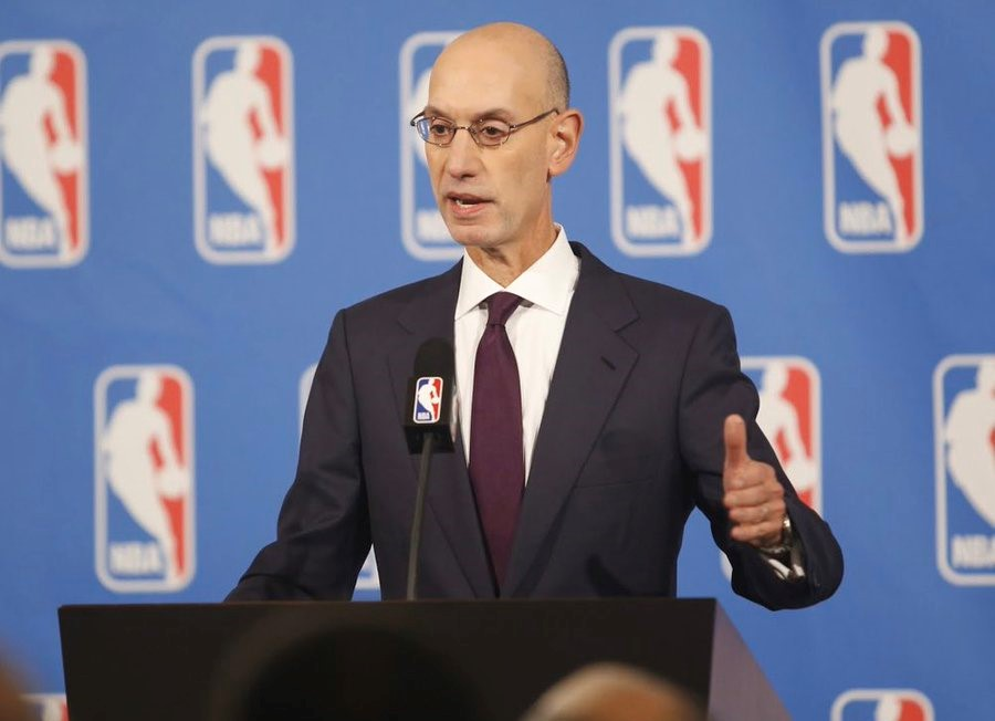NBA与球员协会达成协议:在停赛期间取消球员药物测试