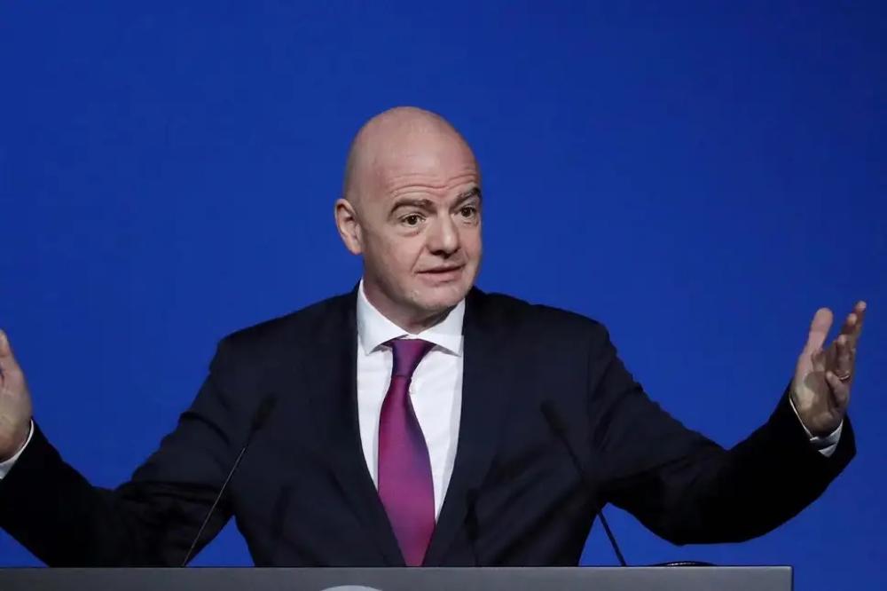FIFA为世界卫生组织捐款1000万美元,并设立足球援助基金
