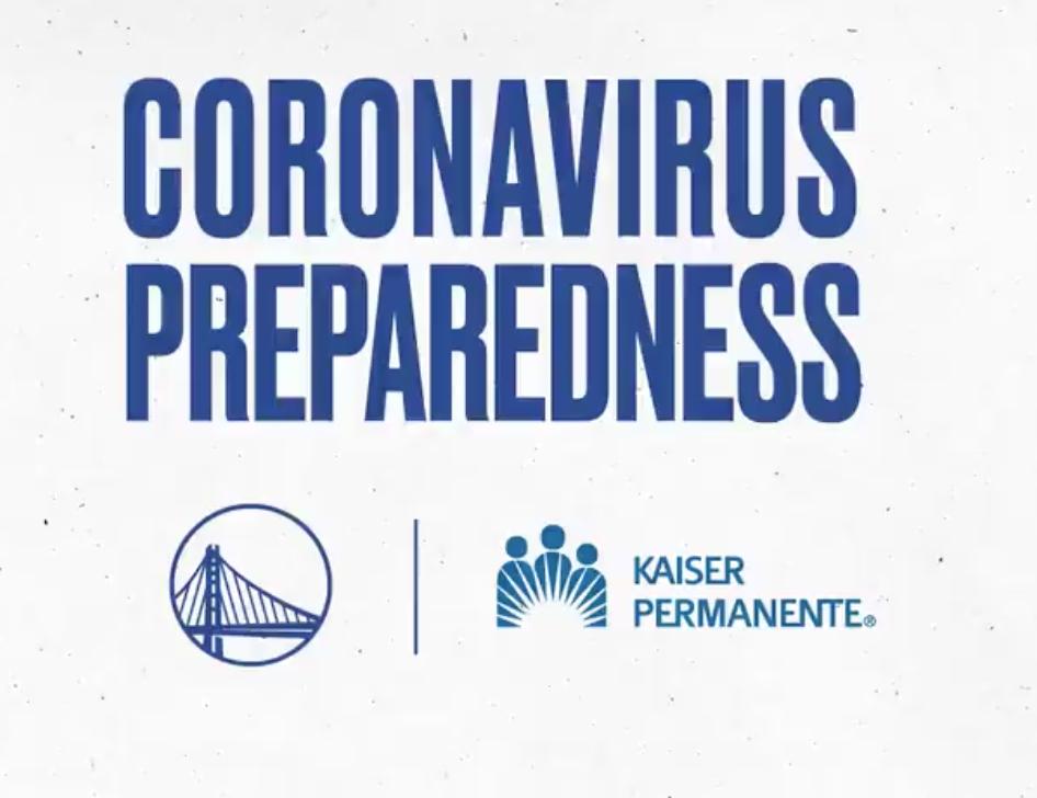 勇士宣布与医疗保健公司共同抗击新冠病毒的合作