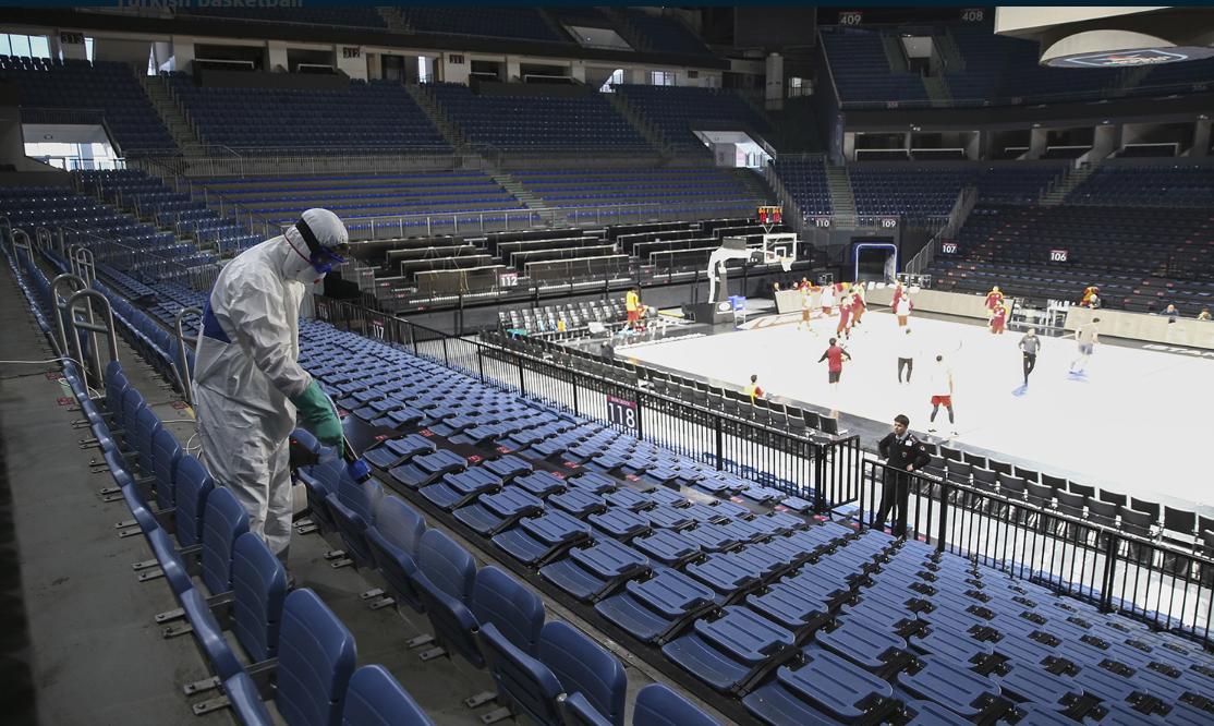 土耳其体育部长宣布将与土耳其足篮排协主席商谈联赛前景